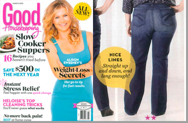 Good Housekeeping March 2013
