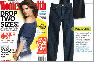 Womens Health September 2012